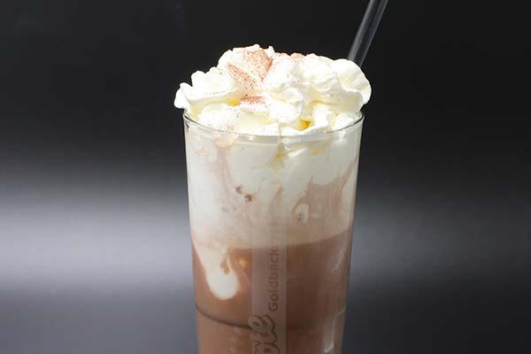 Eis-Schokolade
