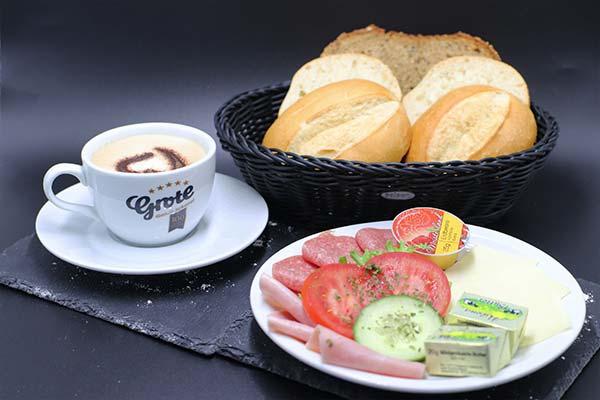 Heimwerker-Frühstück