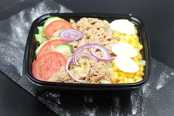 Thunfisch-Salat, spezial