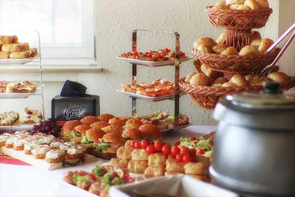 Feiern in Ihrer Goldbäckerei