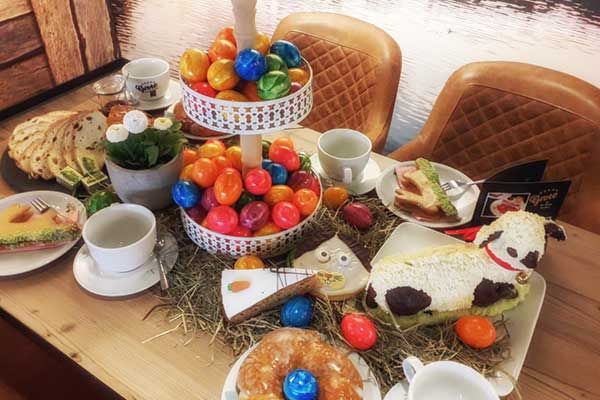 Catering von Ihrer Goldbäckerei